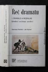 náhled knihy - Řeč dramatu : (umění vnímat umění). I, Divadlo a rozhlas