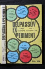 náhled knihy - Delpassův experiment