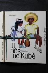 náhled knihy - U nás na Kubě : pro děti od 6 let
