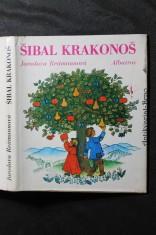 náhled knihy - Šibal Krakonoš