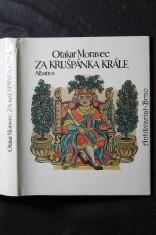 náhled knihy - Za Krušpánka krále : na lidové látky z různých končin světa i na vlastní motivy