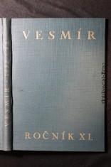 náhled knihy - Vesmír. Ročník XI. Číslo 1 - 10