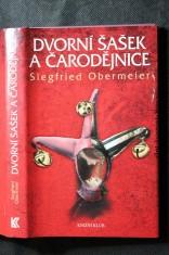 náhled knihy - Dvorní šašek a čarodějnice