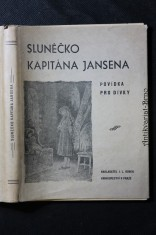 náhled knihy - Slunéčko kapitána Jansena : Povídky pro dívky dle Richardova