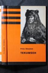 náhled knihy - Tekumseh