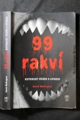 náhled knihy - 99 rakví : historický příběh o upírech