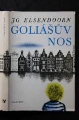 náhled knihy - Goliášův nos