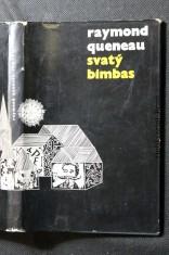 náhled knihy - Svatý Bimbas : Román