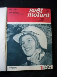 náhled knihy - Svět motorů; ročník XIX