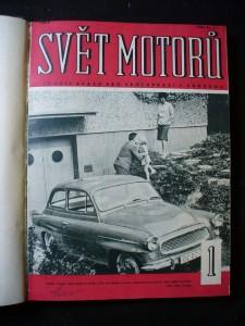 náhled knihy - Svět motorů; ročník XVII