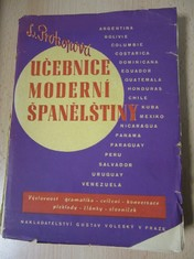 náhled knihy - Učebnice moderní španělštiny