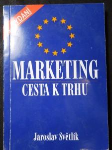 náhled knihy - Marketing - cesta k trhu