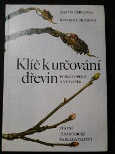 náhled knihy - Klíč k určování dřevin podle pupenů a větviček