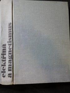 náhled knihy - Elektřina a magnetismus : vysokošk. příručka