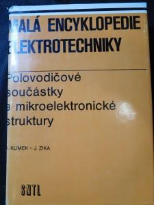náhled knihy - Polovodičové součástky a mikroelektronické struktury