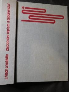 náhled knihy - Zásobování teplem a teplárenství