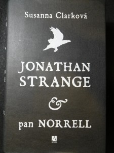 náhled knihy - Jonathan Strange  pan Norrell