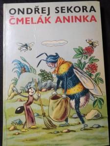náhled knihy - Čmelák Aninka : Pro malé čtenáře