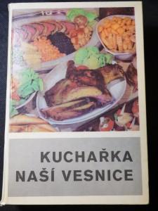 náhled knihy - Kuchařka naší vesnice