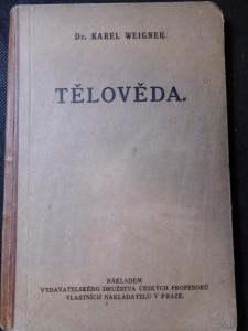 náhled knihy - Tělověda