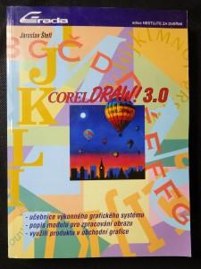 náhled knihy - CorelDRAW! 3.0