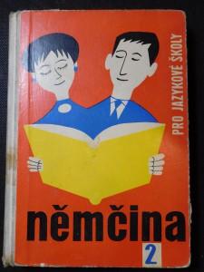 náhled knihy - Němčina pro jazykové školy II