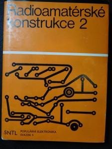 náhled knihy - Radioamatérské konstrukce 2