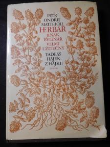 náhled knihy - Herbář Jinak bylinář velmi užitečný