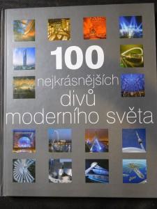 náhled knihy - 100 nejkrásnějších divů moderního svět