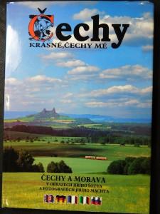 náhled knihy - Čechy krásné, Čechy mé : Čechy a Morava v obrazech Jiřího Šotta a fotografiích Jiřího Machta