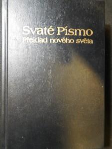 náhled knihy - Svaté písmo - Překlad nového světa