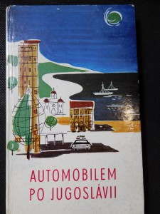 náhled knihy - Automobilem po Jugoslávii