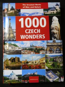 náhled knihy - 1000 Czech wonders : [the greatest works of man and nature]