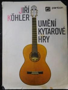 náhled knihy - Umění kytarové hry