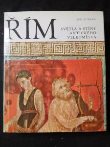 náhled knihy - Řím : světla a stíny antického velkoměsta