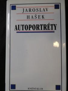 náhled knihy - Autoportréty : výbor z povídek Jaroslava Haška