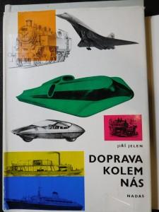 náhled knihy - Doprava kolem nás