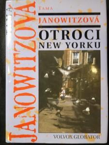 náhled knihy - Otroci New Yorku