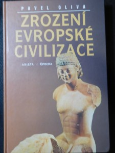 náhled knihy - Zrození evropské civilizace