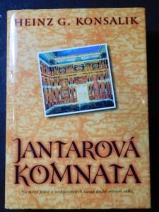 náhled knihy - Jantarová komnata