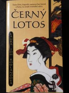 náhled knihy - Černý lotos