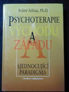náhled knihy - Psychoterapie Východu a Západu : sjednocující paradigma