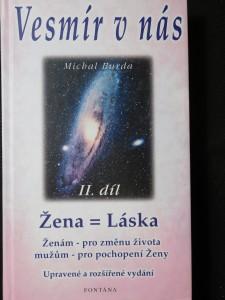 náhled knihy - Vesmír v nás. II. díl, Žena = láska