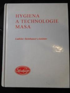 náhled knihy - Hygiena a technologie masa