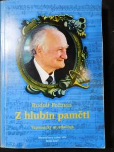 náhled knihy - Z hlubin paměti : vzpomínky muzikologa : započato 23. července 2006