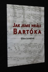 náhled knihy - Jak jsme hráli Bartóka