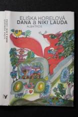 náhled knihy - Dana a Niki Lauda : Pro čtenáře od 7 let