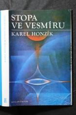 náhled knihy - Stopa ve vesmíru
