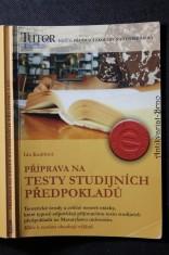 náhled knihy - Příprava na testy studijních předpokladů