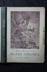 náhled knihy - Mladá hrdinka : dívčí román z Uruguaye
